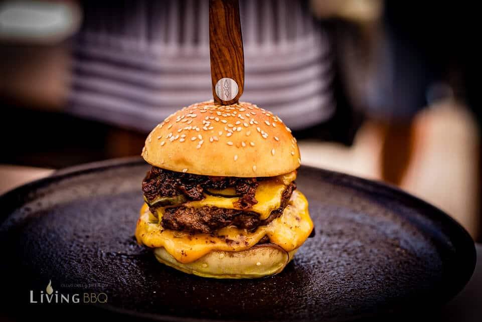 Cheddar Burger des Jahres