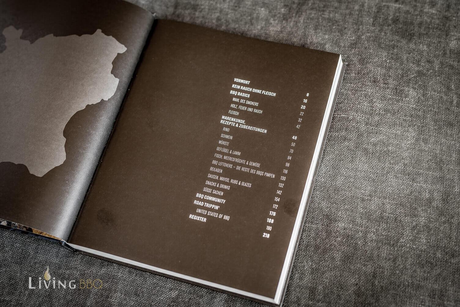 Inhaltsverzeichnis von Holy Smoke BBQ [object object]_Holy Smoke BBQ Das Beste aus Texas 2 von 7