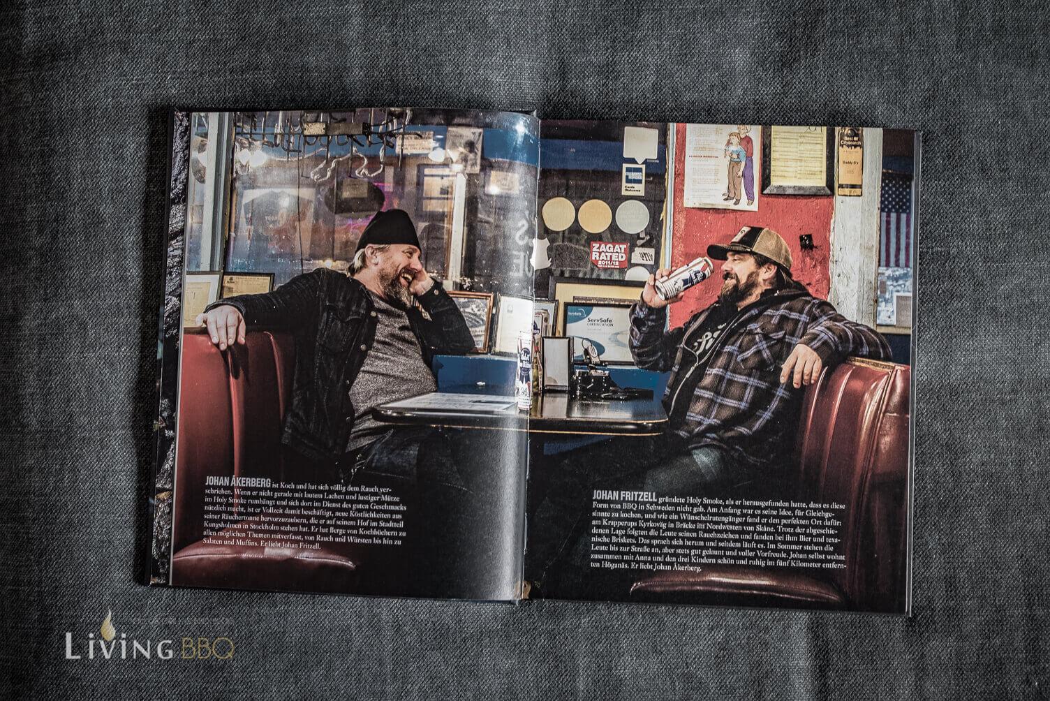 Foto mit den Autoren von Holy Smoke BBQ [object object]_Holy Smoke BBQ Das Beste aus Texas 3 von 7