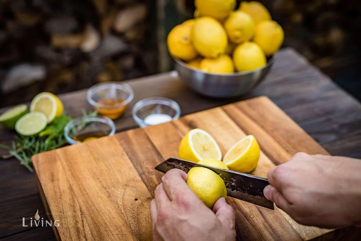 Zitronen halbieren [object object]_Leonardo Bowle Punch 2 von 13