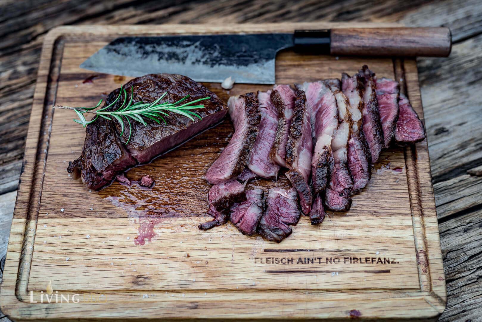 Steak aufgeschnitten _Elektro O
