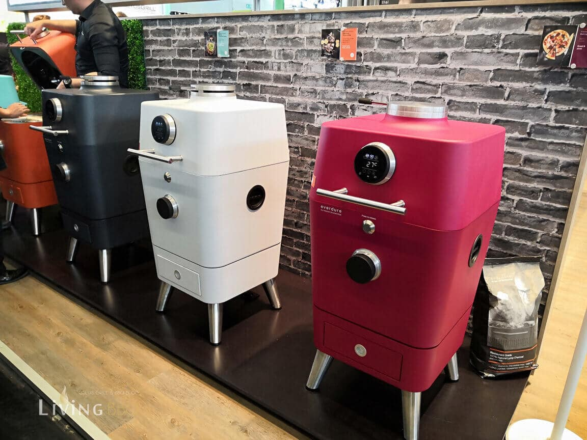 Everdure Smoker _Spoga 2018 grilltrends 2019 42 von 48