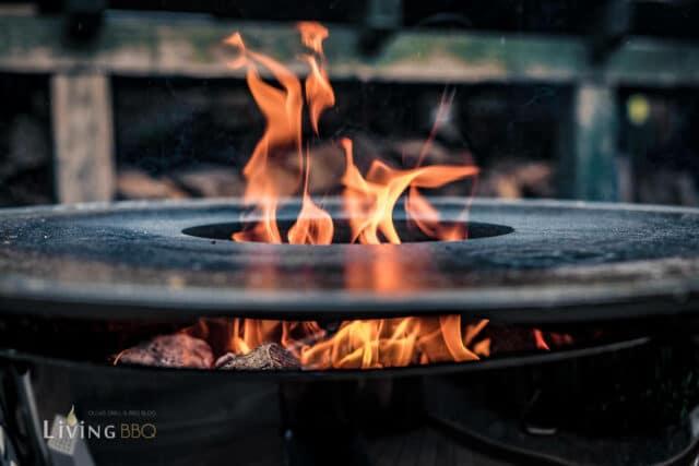 BBQ Disk Feuerplatte