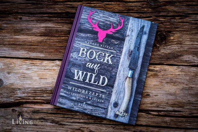 Bock auf Wild -  Wildrezepte  - Buchvorstellung _Bock auf Wild 1 von 8 749x500