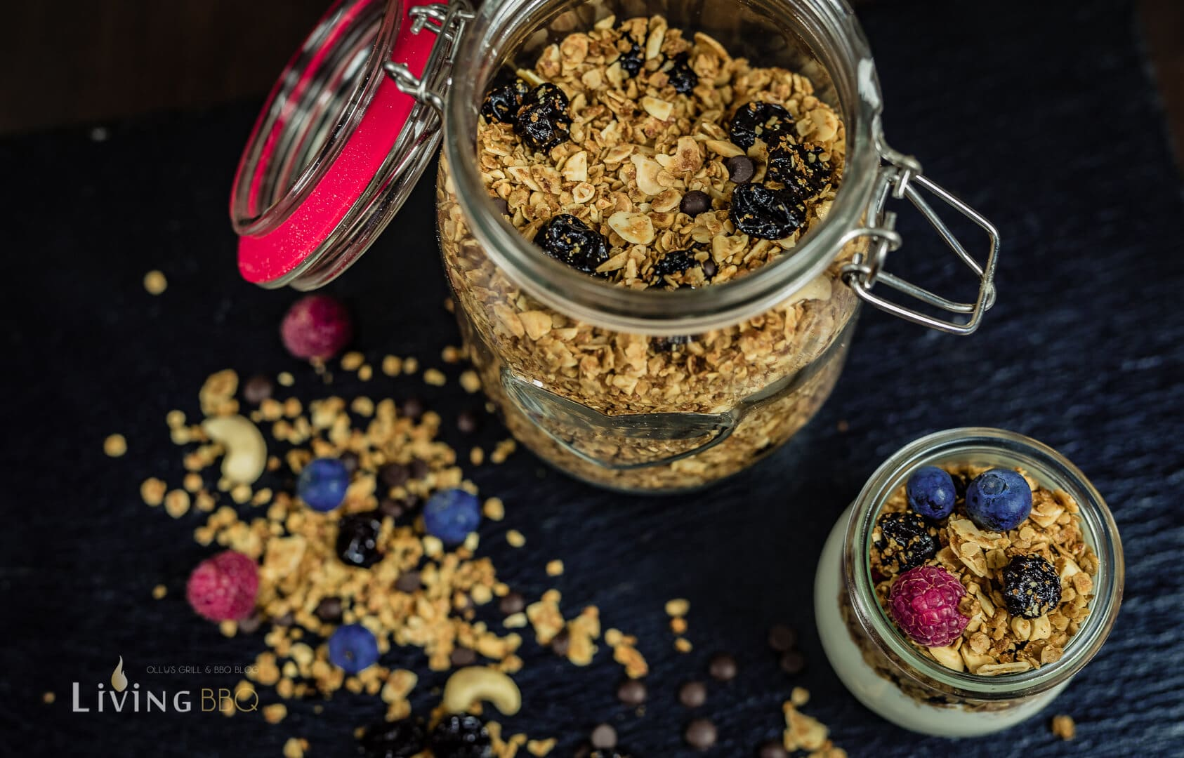 Granola Knuspermüsli