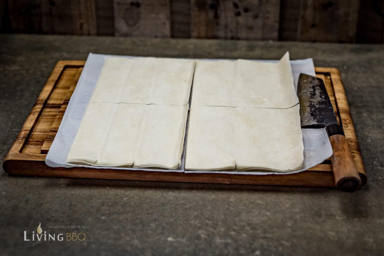 Filoteig vierteln [object object]_Sheperd  s Pie 9 von 21