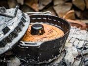 Tiroler Nusskuchen in der Petromax Gugelhupf Form gf1