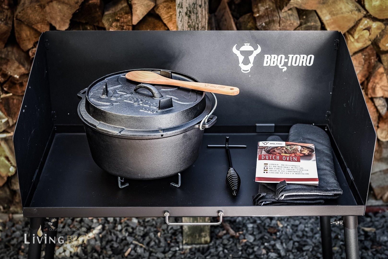 Dutch Oven DO9Px von BBQ Toro