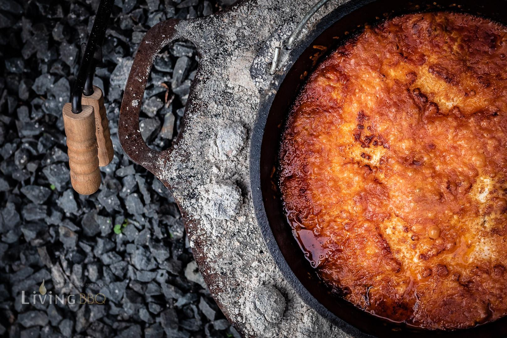 Knusprige Lasagne mit Sucuk