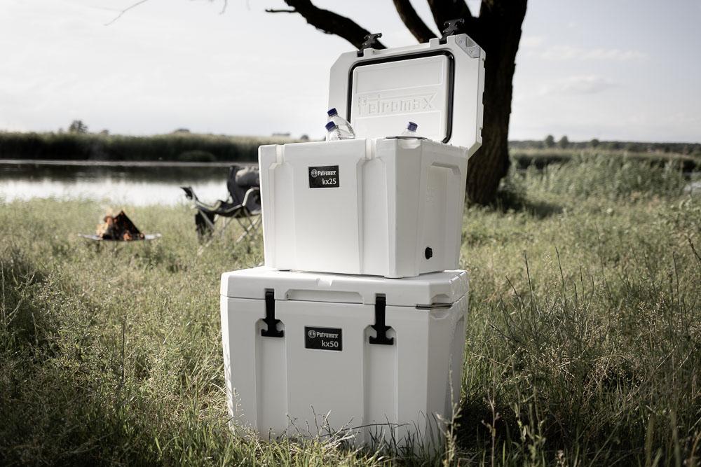 Kühlboxen in zwei Größen