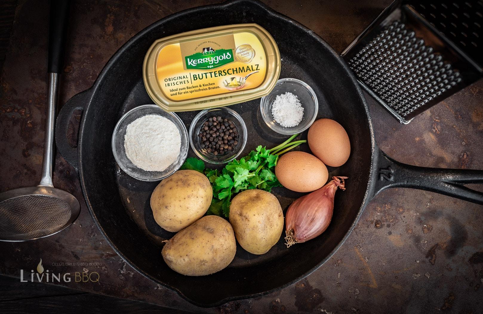 Kerrygold Butterschmalz für kartoffelpuffer