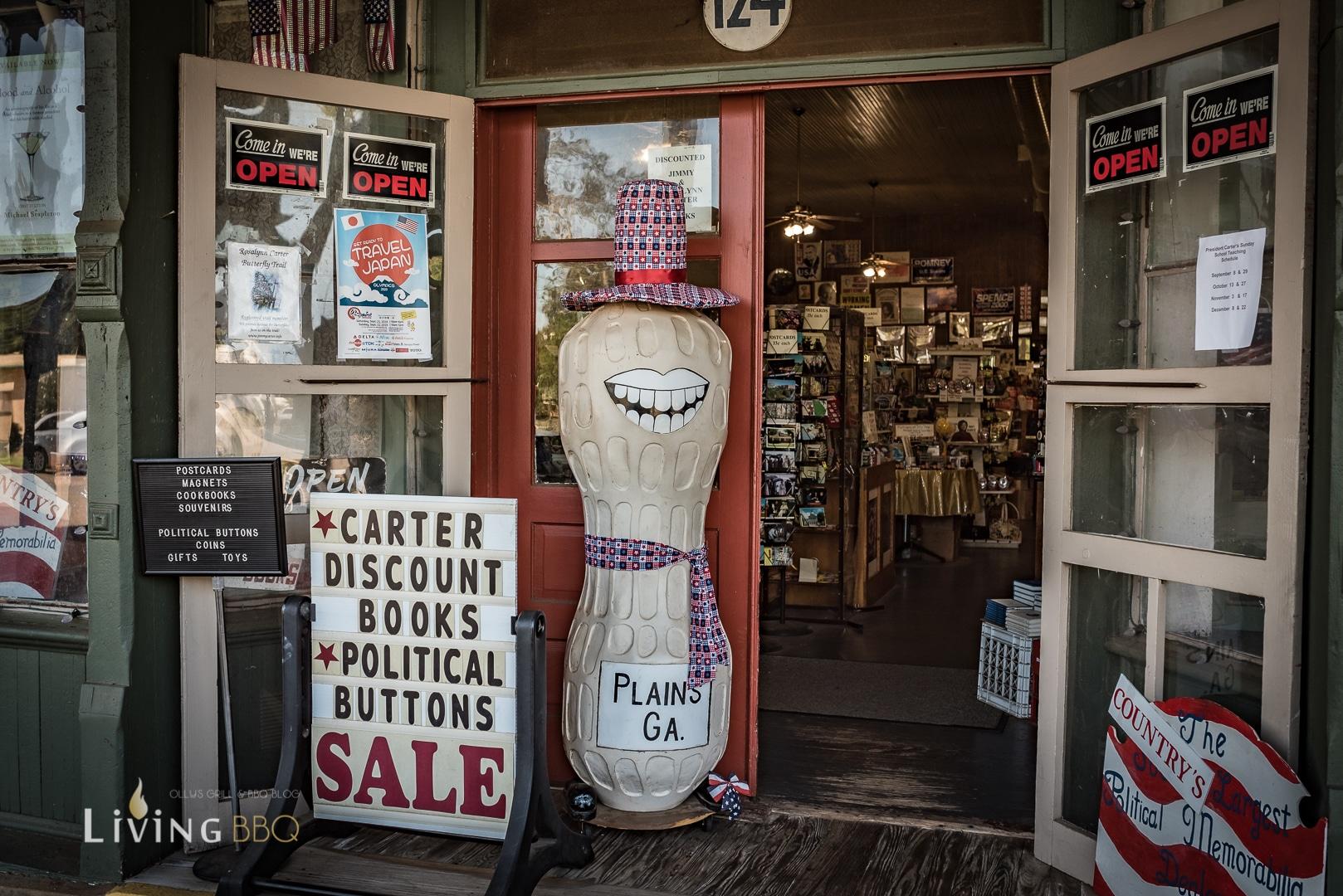 Souvenir Shop in Plains