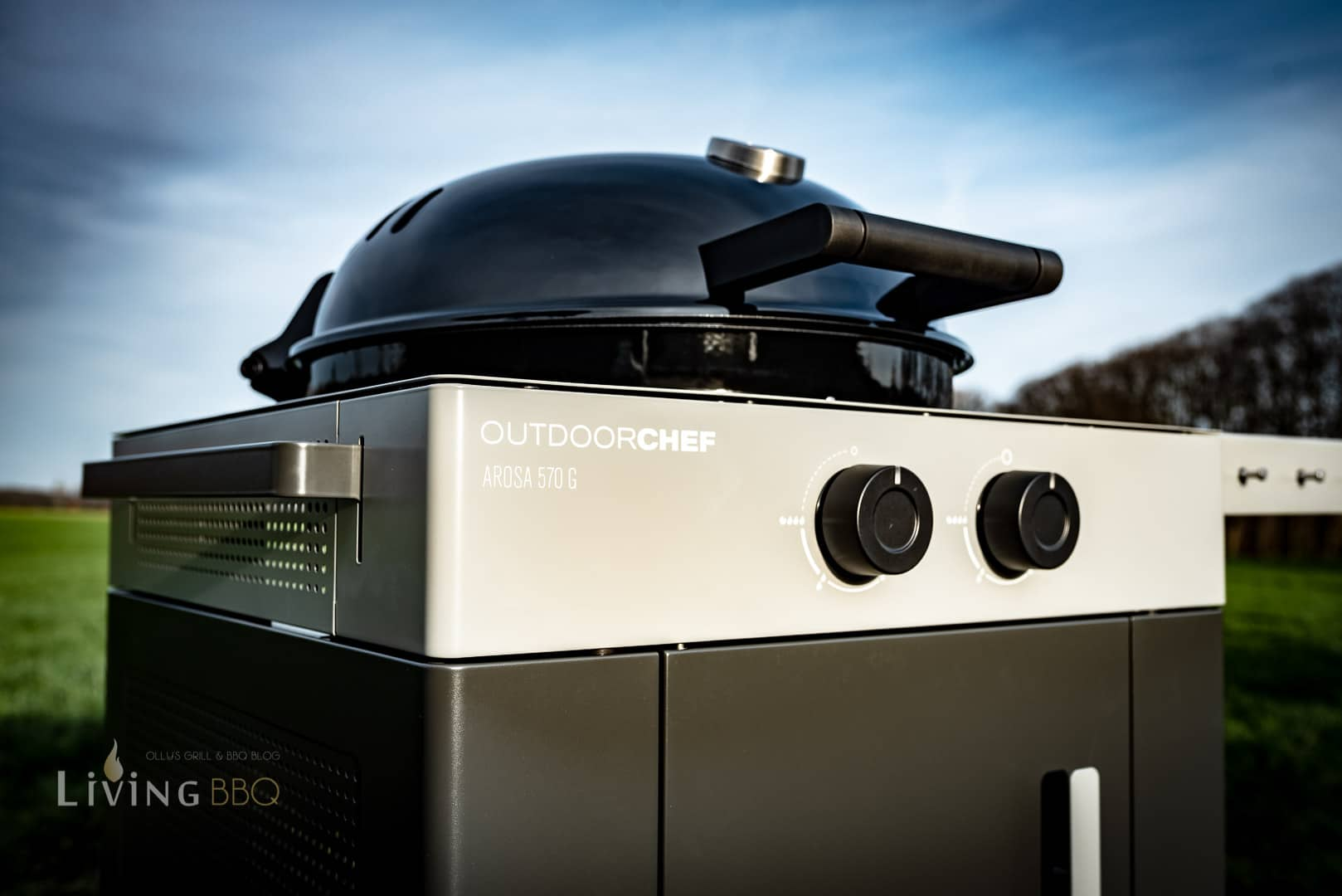 Front Outdoorchef Arosa 570 G