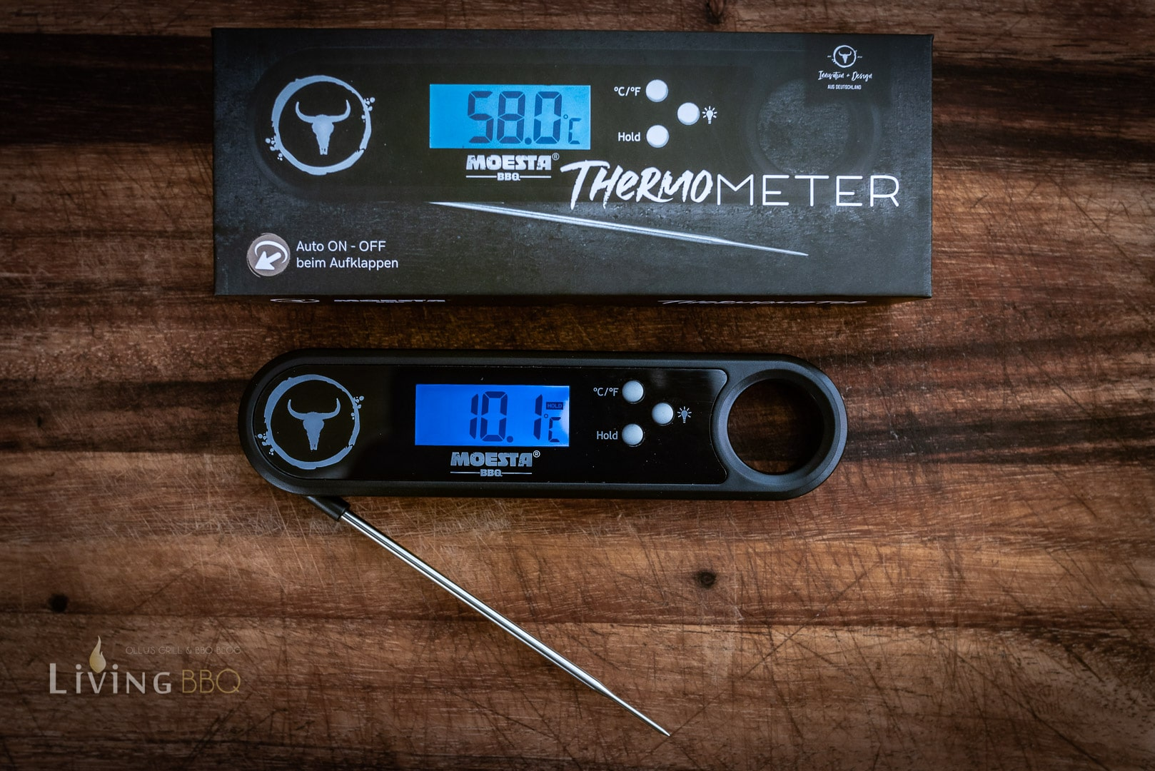 Thermometer No.2 Moesta-BBQ