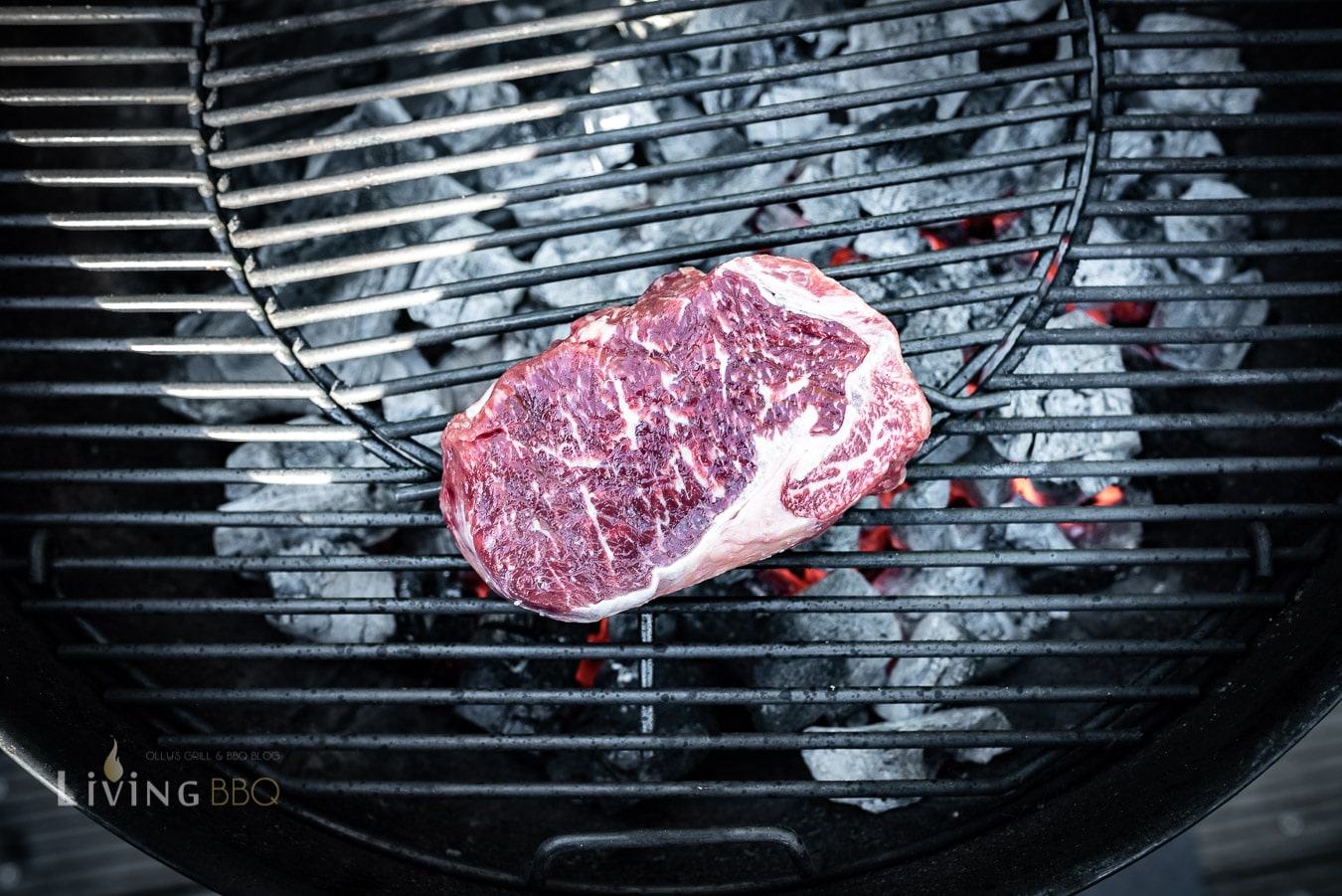 Steak direkt angrillen