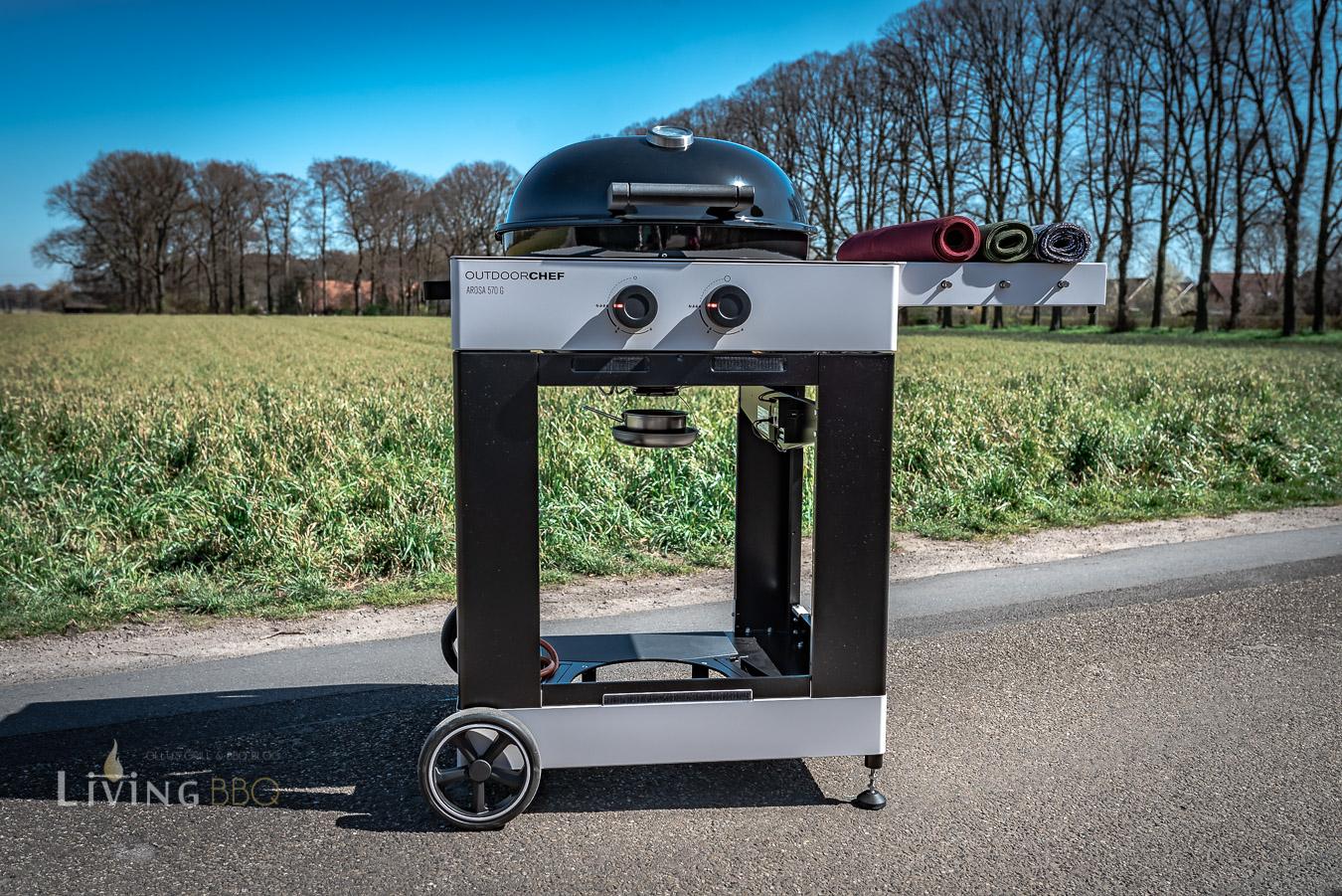 Grundgestell des Outdoorchef Arosa 570 G TEX