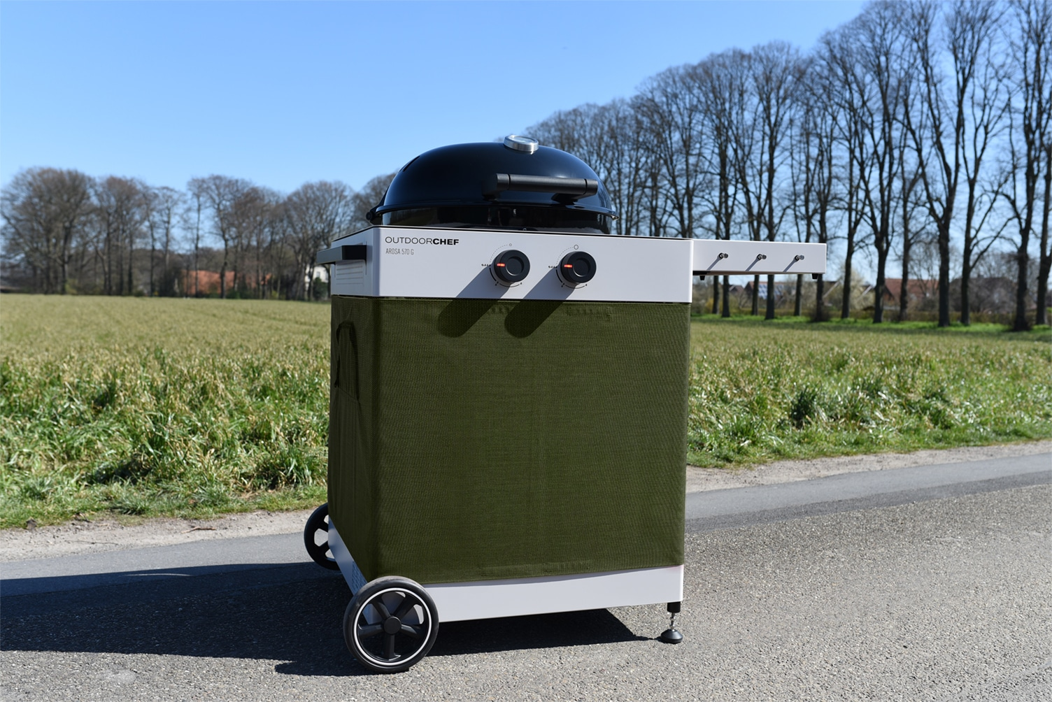 Outdoorchef Arosa 570 G Tex Moss Green