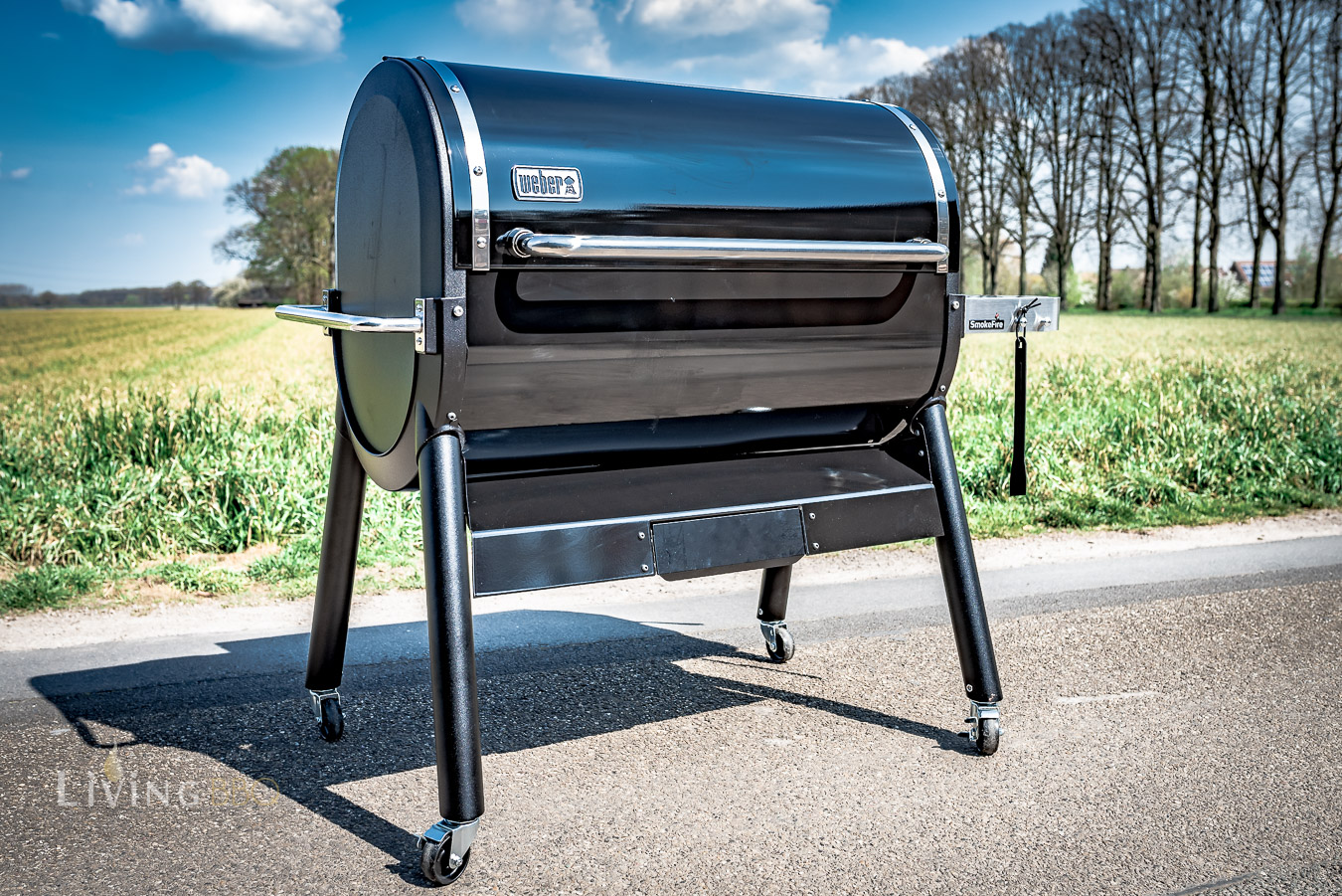 Weber Smokefire EX6 Pelletgrill