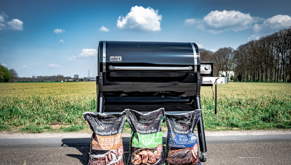 Weber Smokefire Pelletgrill EX6 im Test