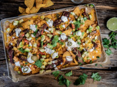Fingerfood Nachos mit Flanksteak