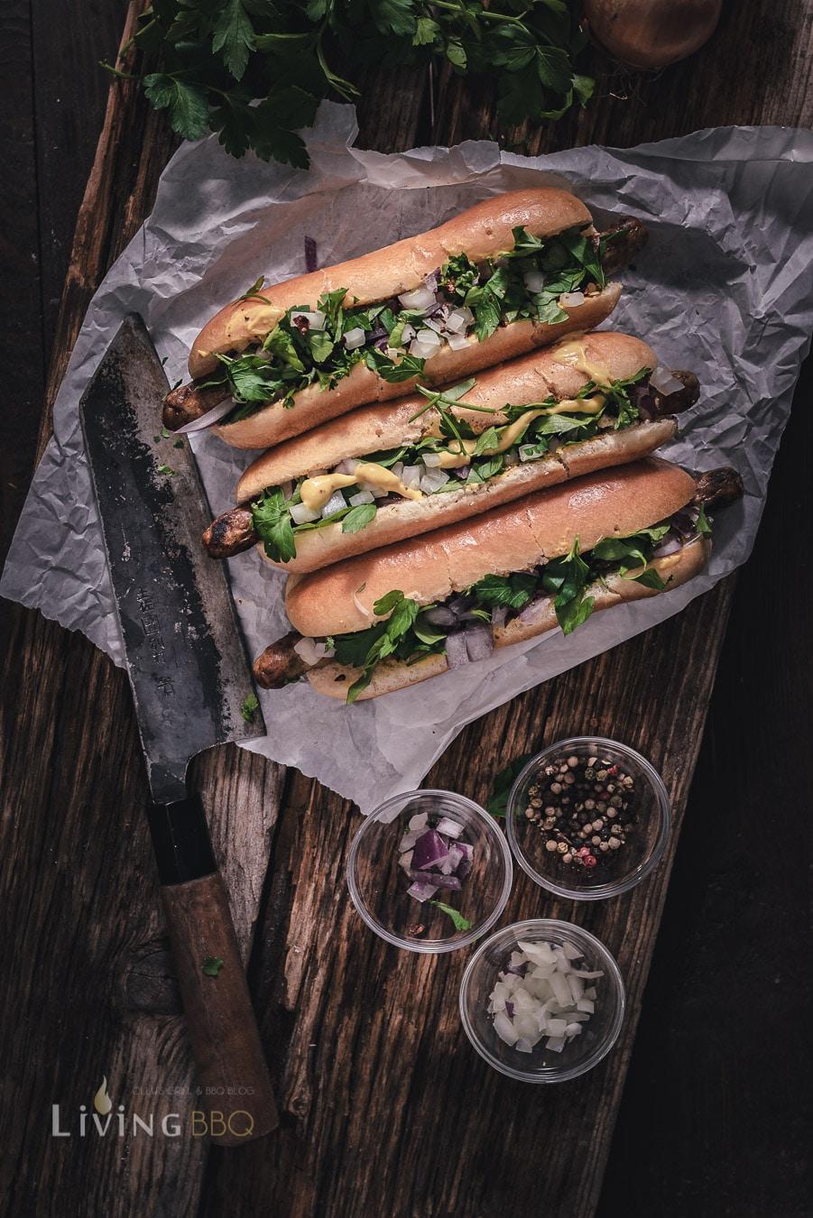 Bosna Hot Dog