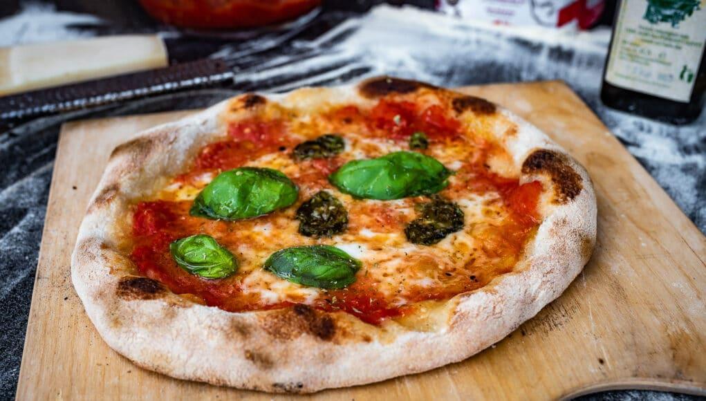 Neapolitanische Pizza
