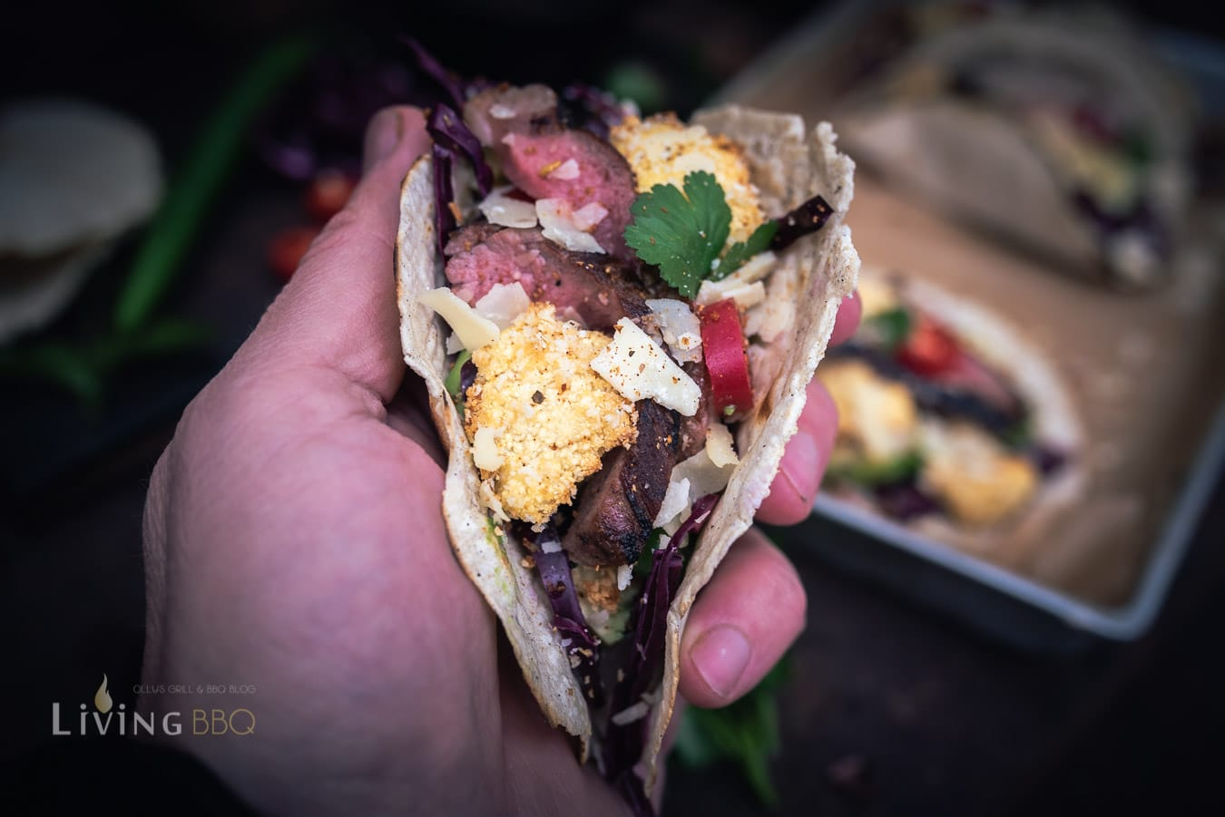 Tacos Fingerfood