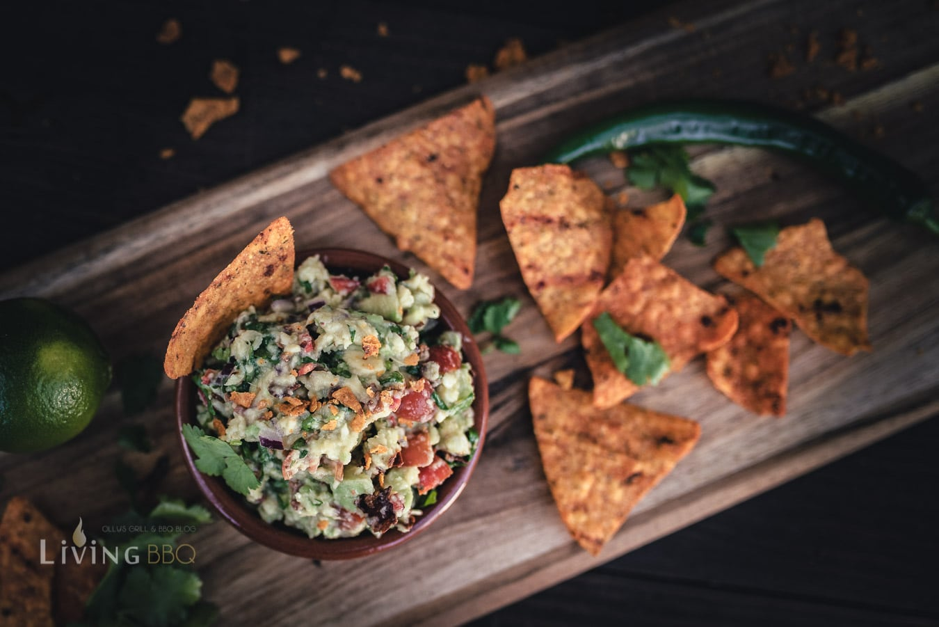 selbstgemachte Guacamole