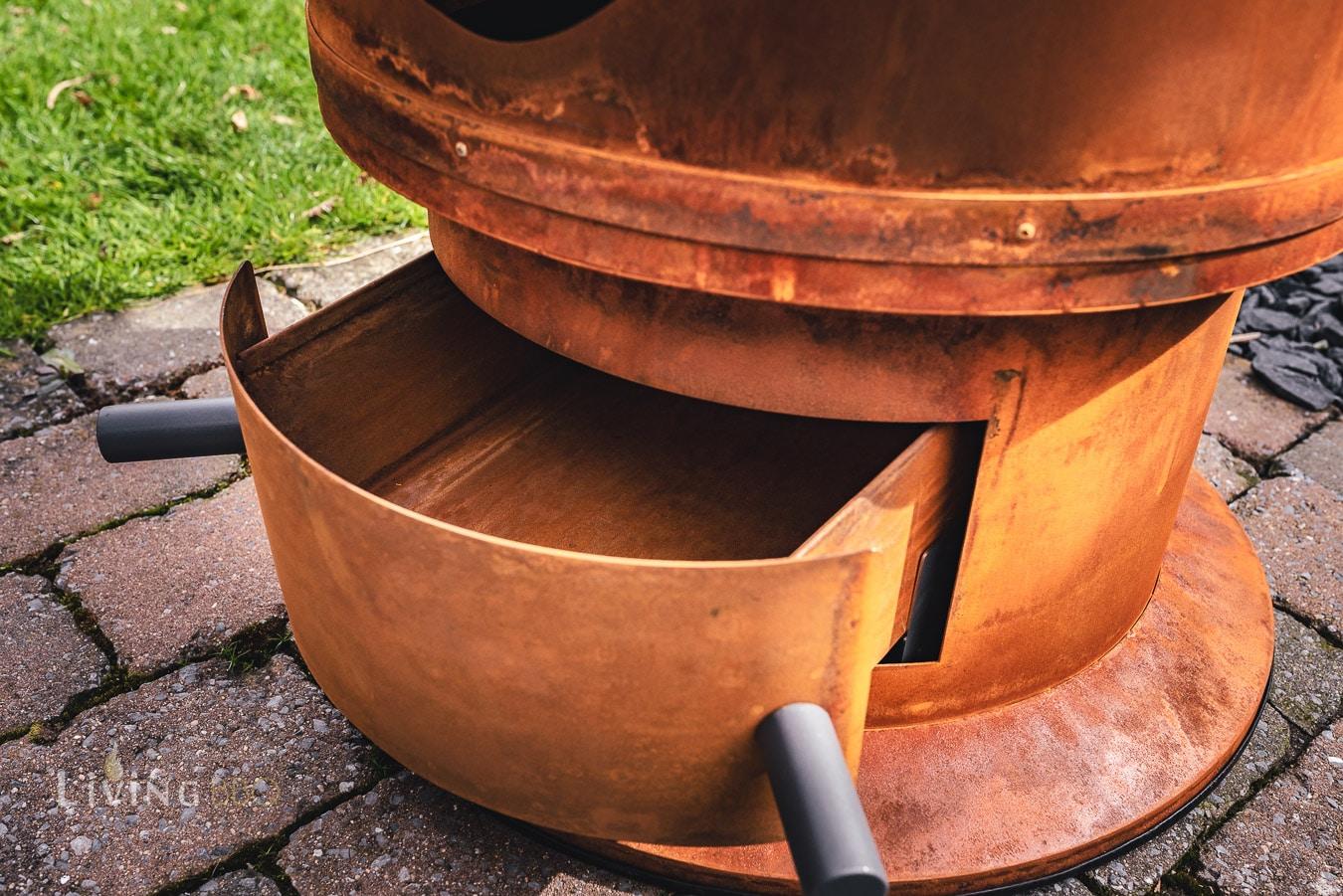 BBQ Bandit Fireplace Ascheschublade