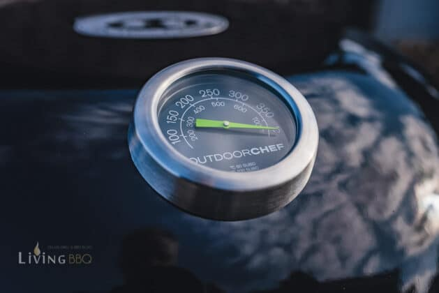 Deckelthermometer Outdoorchef Montreux