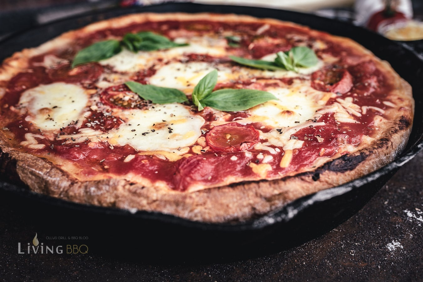 Deep Dish Pizza Chicago Style