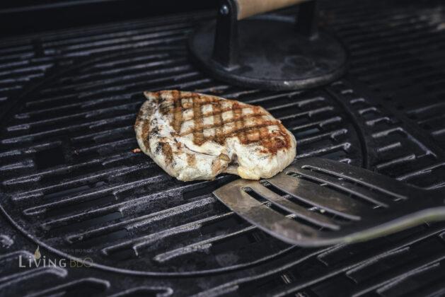 Chicken Sandwich grillen