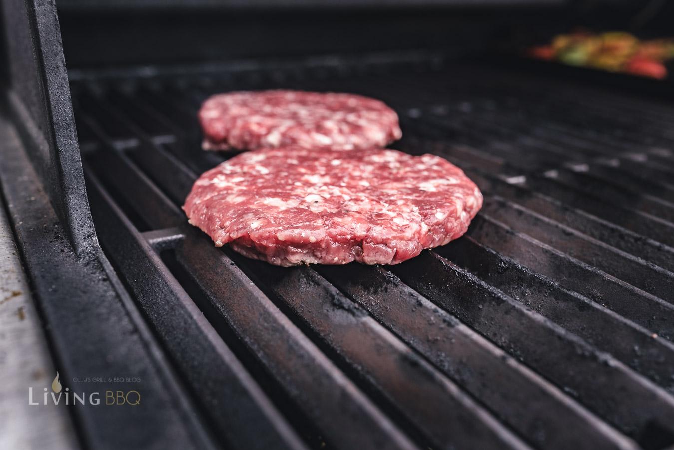 Burger Patties grillen